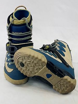 STEP IN BURTON SNOWBOARD BOOTS AND BINDINGS (Snowboard is not included)