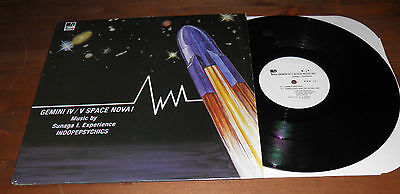 "Sunaga T Experience/Indopepsychics‎-Japan Vinyl 12""-Electro Abstract Jazz-HEAR"