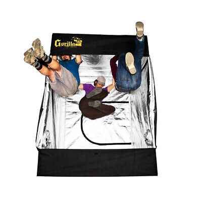 Gorilla Grow Tent - Hydroponics Dark Room with Infrared Blocking Roof Insertion