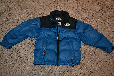 The North Face Goose Down Puffer Coat - Boys Sz XS