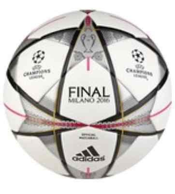 Adidas 2016 Champions League Final - Milano Official Match Soccer Ball - AC5487