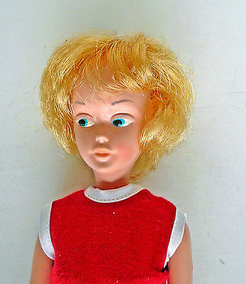 MARY MAKE-UP Doll Tressy's Friend AMERICAN CHARACTER 1960s VINTAGE
