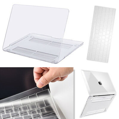 Soft TPU Clear Keyboard Cover Skin For 2016 New Macbook Pro 13 15 With Touch Bar
