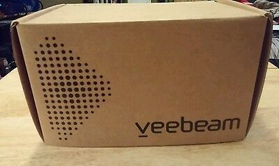 Veebeam VB02B-US HD Wireless Laptop PC to TV HDMI Composite HDTV link 1080p