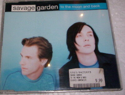 Savage garden to the moon and back maxi cd eur 1 00 picclick de for Savage garden to the moon back