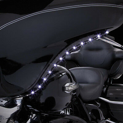 Ciro Bat Blade LED Light Kit For Harley Davidson FLHT 14-17 45102