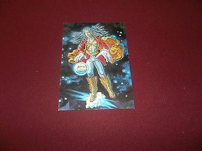 Captain Beyond Promo Only Postcard From 1st LP