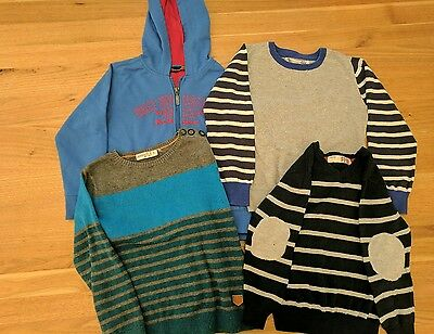 Boys jumpers / hoodie. Size 4 - 5. Ben Sherman, Cotton On, Jeanwest Jnr