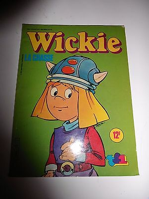 Wickie Vic le wiking TF1 vintage années 80