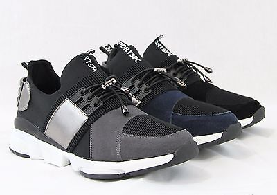 All New Design Men Sports Suede Leather Sneakers Casual Shoes Running Shoes
