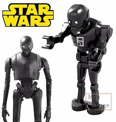 1pc K-2SO Minifigure Building Blocks Toy Star Wars Rogue One Custom Lego #K-2SO