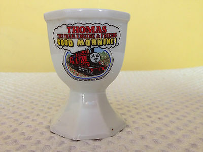 Thomas the Tank Engine & Friends Good Morning! Egg Cup - James