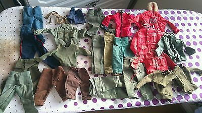 VINTAGE  1970's PALITOY ACTION MAN CLOTHES