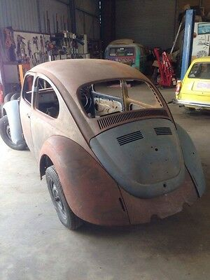 Volkswagen 1500 Beetle 1970 Project Car, Kaifer, Bug, VW,