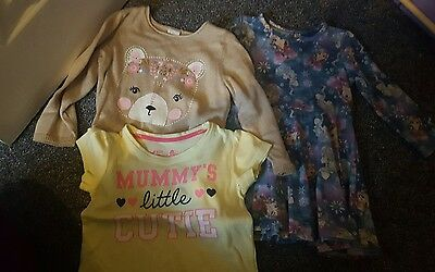 9-12 month girls small bundle