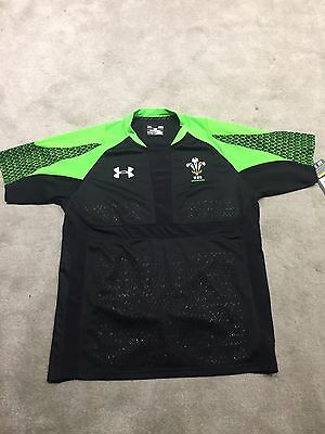 Replica Wales Rugby Training Shirt NEW