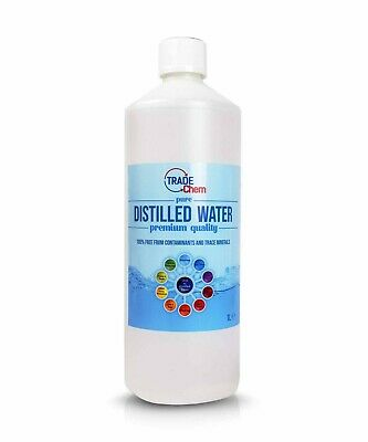Distilled Water 1L - PURE CHEM
