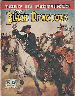 Thriller Comics Library. Number 90. The Black Dragoons.