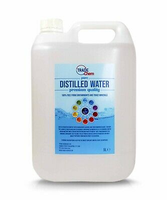 Distilled Water 5L - PURE CHEM