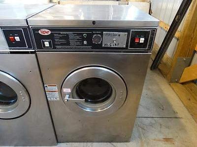 2007 Alliance UC20 20lb Front Load Commercial Washing Machine Laundry Washer 3Ph