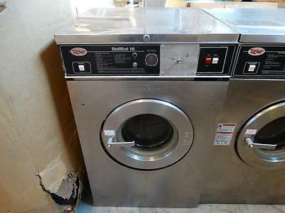 Alliance UC18 18lb Front Load Commercial Washing Machine Laundry Washer 3Ph