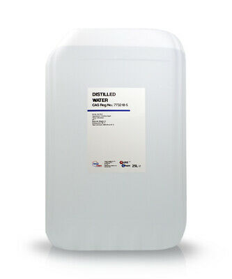Distilled Water 25L - PURE CHEM **Best Value & Value**