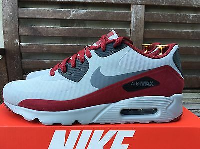 Nike Air Max 90 Ultra Essential Size 10Uk Men's Trainers 819474-012