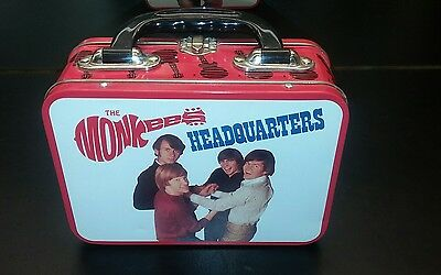 Vintage Monkees Headquarters lunch box