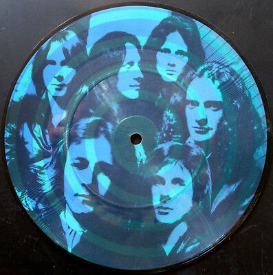 "Foreigner ‎– Blue Morning, Blue Day  7"" Vinyl picture disc"