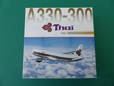 Dragon Wings Thai Airways A330 HS-TED 1/400 Scale Model Aircraft. Free UK Post!