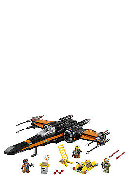 NEW Lego Star Wars Poe's X-Wing Fighter 75102