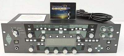Kemper Profiler Rack Amplifier Modeler