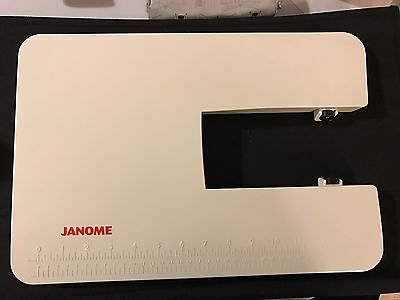 Janome Extension Table For Sewing Machine. Never Used. Quilting Accessories