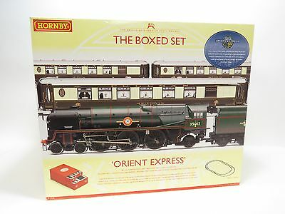 """Hornby Oo Gauge R1038 The Boxed Set """"orient Express"""" (A5)"""