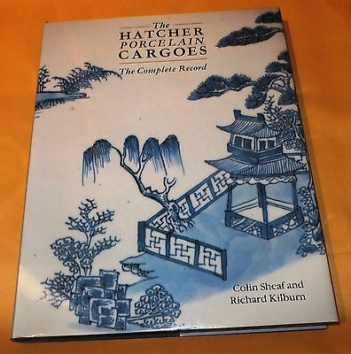 The Hatcher Porcelain Cargoes The Complete Record Book