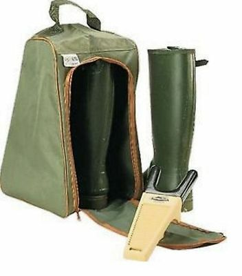 Caboodle Welly Boot Bag Wellingtons Hiking  (Contents Not Included)