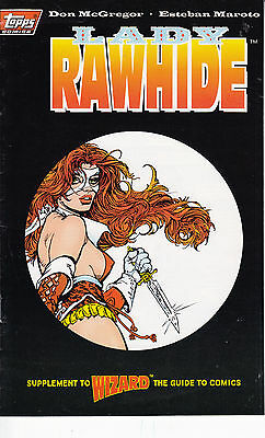 US Lady Rawhide – Ashcan 1 (sehr selten)