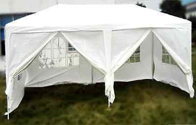 New Top Quality 3X6M Outdoor Waterproof Garden Gazebo Party Tent Marquee Canopy