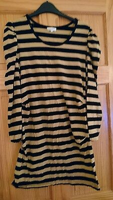 Maternity jumper size 10