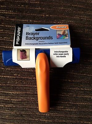 Fiskars Brayer Backgrounds Handle