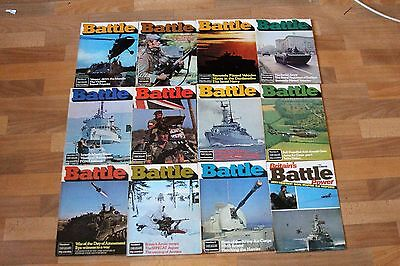 Military Magazines , Battle Total 12