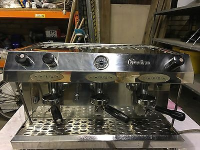 *REDUCED* Francino Commercial Coffee Machine with Expobar Knock out Drawer