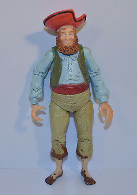 """6.75"""" The Scalawag Action Figure Disney World Ride Pirates Of The Caribbean"""