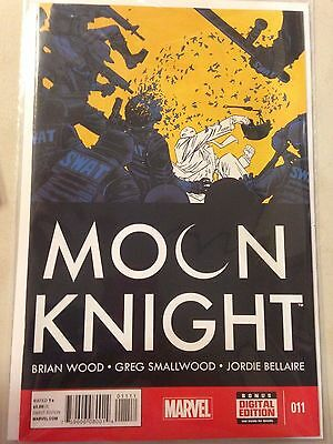 Moon Knight #11 March 2015 VF-NM