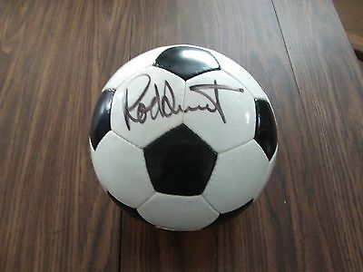 Rod Stewart Autographed Signed Soccer Ball