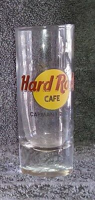 Hard Rock Cayman Islands Las Vegas Casino Collectible Shotglass Shot Glass