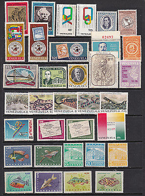 Venezuela Mint Stamp Selection with Sets (Ve28121)
