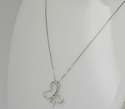 Neckless with pendant Womens - SOLID 925 sterling silver