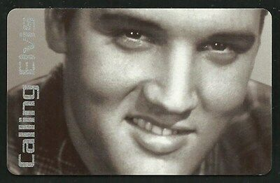 Elvis Presley Chip Phonecard - Great Picture