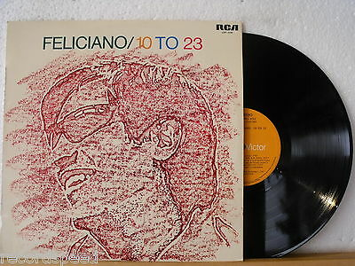 ★★ LP - JOSE FELICIANO - 10 To 23 - SPAIN RCA LSP-4185 - Record in Near Mint